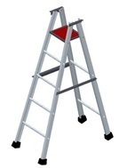 Aluminum Auto Folding Ladder
