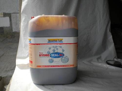 Chemical For Strength & Waterproofing Of Plaster