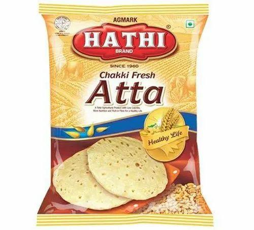 Atta Food Packaging Bag