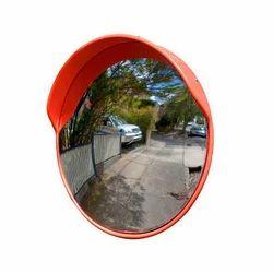 Convex Mirror Road Safety