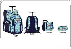School Trolley Backpack