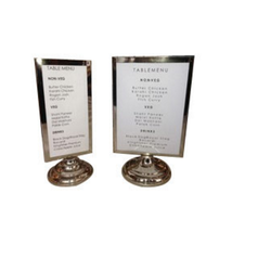Table Menu Stand/Today's Special Stand