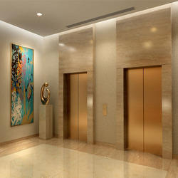 Bungalow Lift Wall Mounted Lift Manufacturer From Chennai