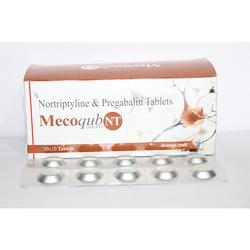 Nortriptyline & Pregabalin Tablets