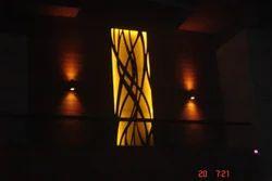 Designer Jali Lamps