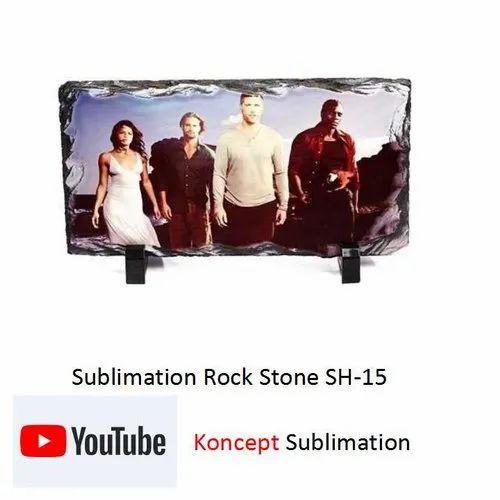 Sublimation Rock Stone - Sublimation Rock Stone SH 01