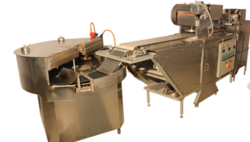 Automatic Chapati Making Machine with Rotary Puffer