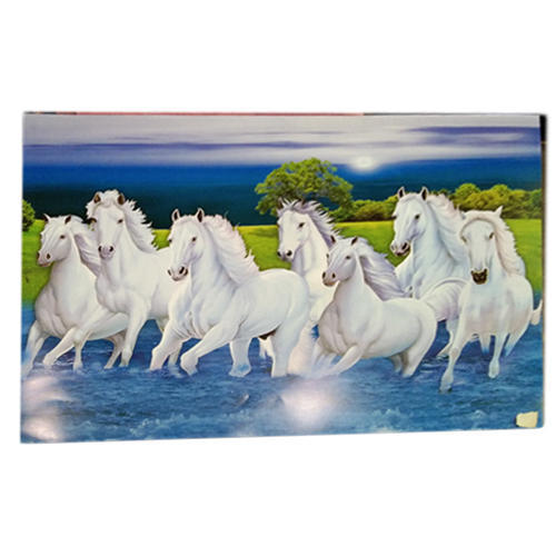 Wall Painting Running Horse Wall Poster Importer From Delhi