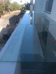 Canopy Glass Work