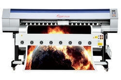 High Speed Eco Solvent Printer