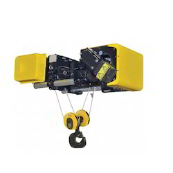 Industrial Wire Rope Hoists - Wire Rope Hoist Manufacturer from ...