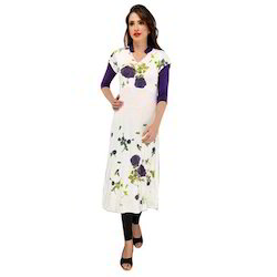 Ira-Soleil-White-Purple-Viscose-Knitted-Stretchable-Rose