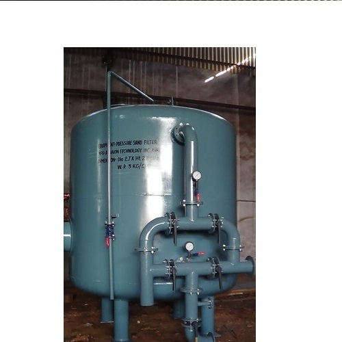 Multi Media Water Filter