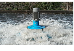 Floating Type Surface Aerator