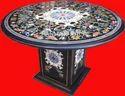 Marble Pietra Dura Table