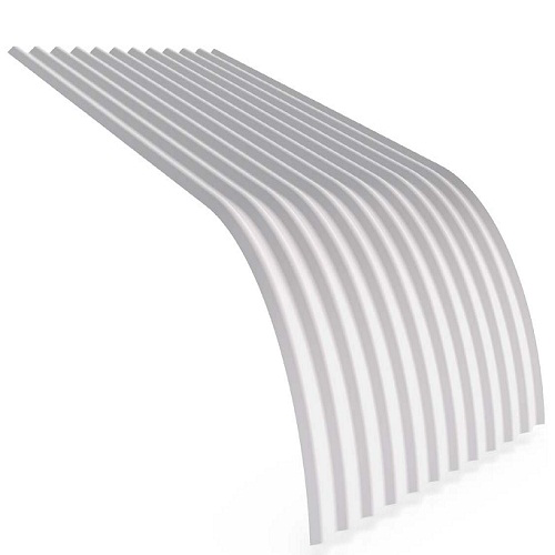 Roofing Sheets Curved Roof Manufacturer From Faridabad