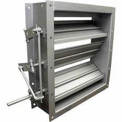 Industrial HVAC Dampers
