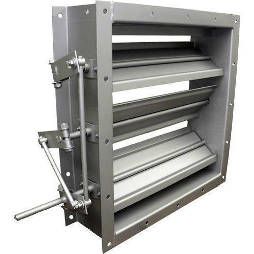 how to find dampers in ductwork