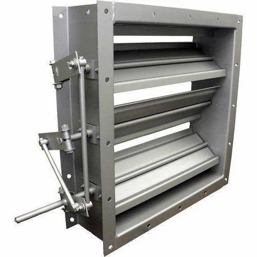 Hvac Dampers Industrial Hvac Dampers Manufacturer From