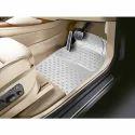 Transparent PVC Car Foot Mats