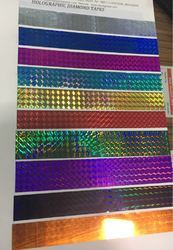 Prism Holographic Film Tapes Hula Hoops For Usa