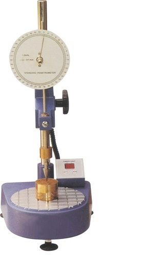 cone penetration test for liquid limit