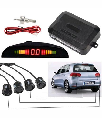 Ebay Motors 4-way Video Car Switch Parking Camera 4 View Image Split-screen Control Box Kits Elegant In Style