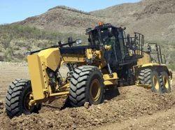 Mining Motor Graders Rental Service