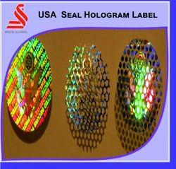 Secure Seal Hologram Labels