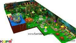 Kids Amusement Park Design - Kaps A