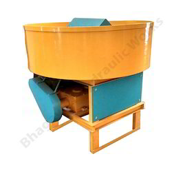 Block Pan Mixer Machine
