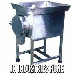 Garlic Ginger Paste Machine