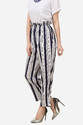 Western Ladies Stripe Pants