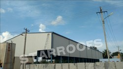 Industrial Warehouse Roofing service