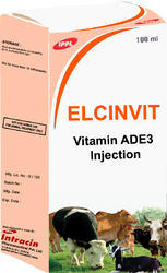 Vitamin A,D3,E Injection