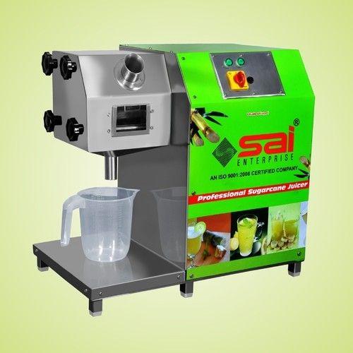 Sugarcane Juice Machine And Supari Cutting Machines