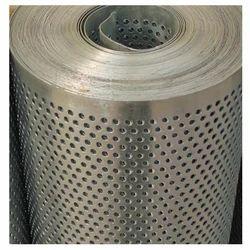 Aluminum Perforated Coils