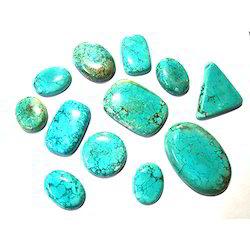 Turquoise Gemstone Cabochons