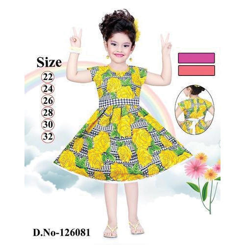30c16de8df08 Baby Frock - Baby Cotton Floral Frock Manufacturer from Mumbai