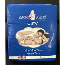 Small Super Jumbo Care Baby Diaper