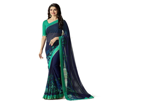 dc1a729b631 Fancy Sarees - Latest Design Wear Sarees With Blouse Piece Wholesale ...