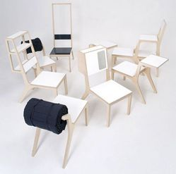 Multi Purpose Chair