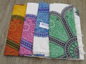 Indian Hand Printed Tapestry European Cotton Bed Sheets