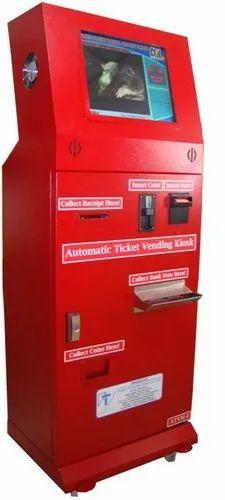 Automatic Food Ticket Vending Machine