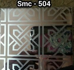 Stainless Steel Super Mirror Etching Designer Sheets
