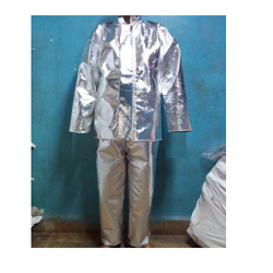 Aluminised Kevlar Suit