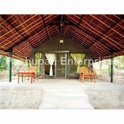Jungle Safari Tent  sc 1 th 225 & Manufacturer of Swiss Cottage Tents u0026 Camping Tents by Pashupati ...