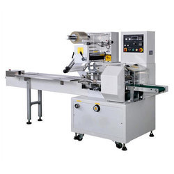 Single Chute Family Pack Wrapping Machine