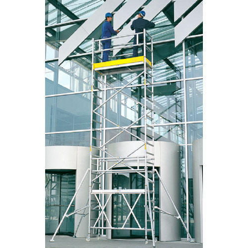 Aluminium Scaffolding Staircase Towers