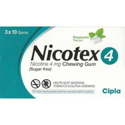 Nicotex 4mg